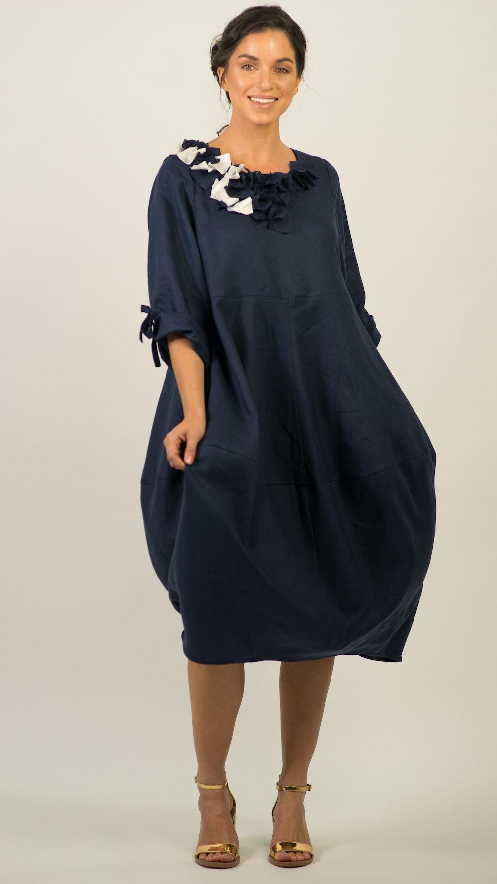 Flutter Dress BW 9770